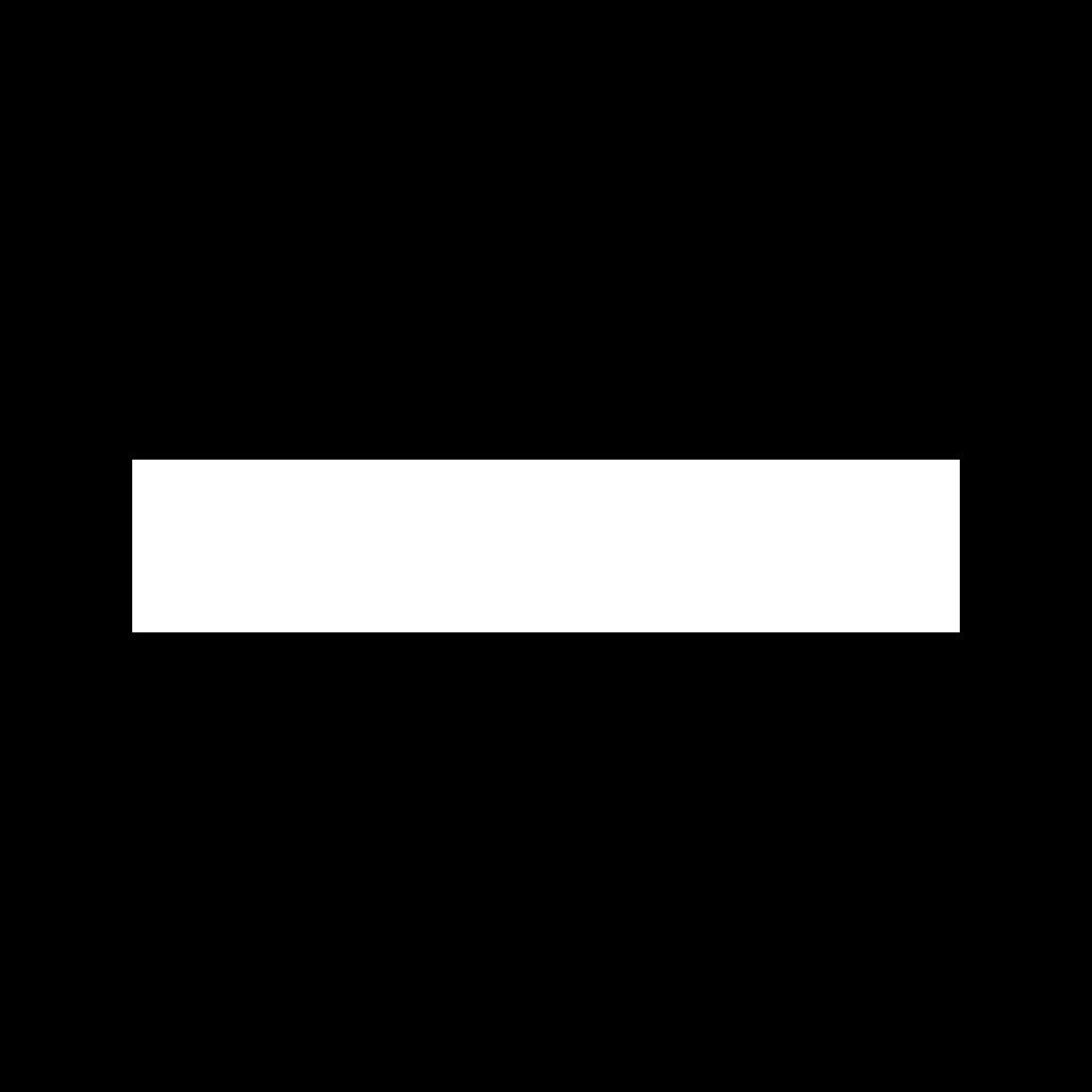 Canon logo white